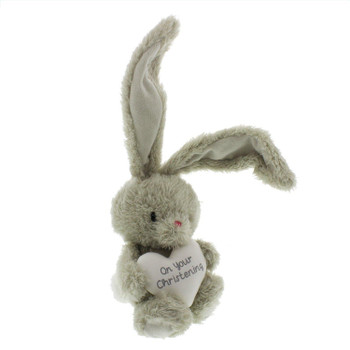 Bebunni Plush Christening Rabbit Plush