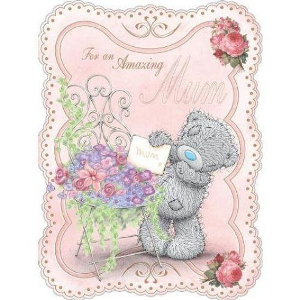Me to You For An Amazing Mum Mother's Day Card Tatty Teddy