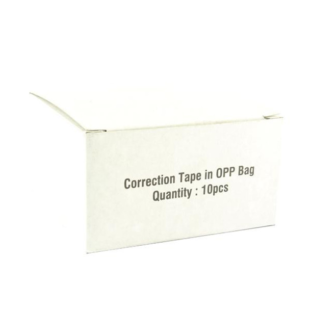 Pack of 10 Correction Tape Rollers