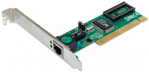 32-bit 10/100 Mbps Ethernet LAN PCI Card