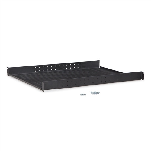 1U Vented 4-Point Adjustable Shelf (1906-3-008-01)