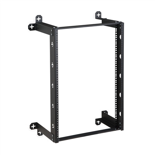 "16U V-Line Wall Mount Rack - 12"" Depth (1915-3-300-16)"