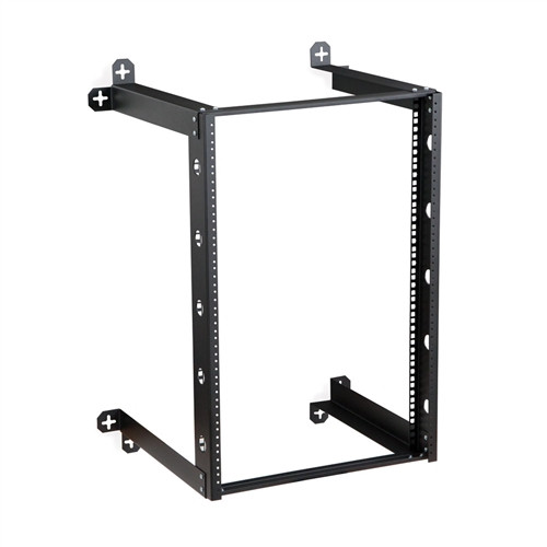 "16U V-Line Wall Mount Rack - 18"" Depth (1915-3-301-16)"