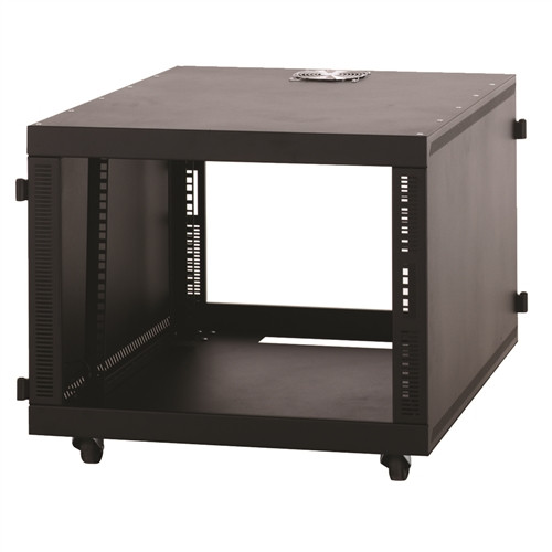 8U Compact SOHO Server Cabinet - No Doors (1932-3-201-08)