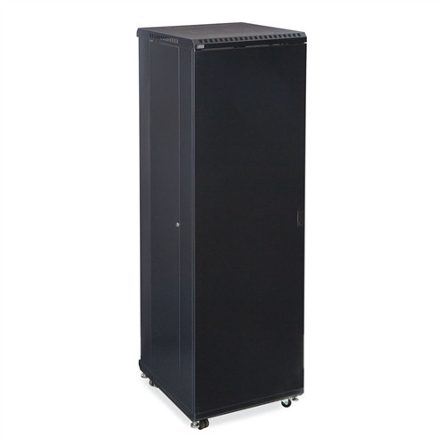 "42U LINIER Server Cabinet - Solid/Vented Doors - 24"" Depth (3106-3-024-42)"
