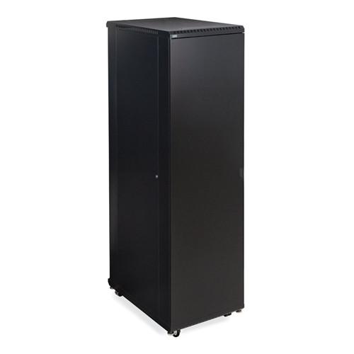 """42U LINIER Server Cabinet - Solid/Solid Doors - 36"""" Depth (3108-3-001-42)"""
