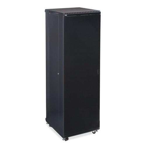 """42U LINIER Server Cabinet - Solid/Solid Doors - 24"""" Depth (3108-3-024-42)"""