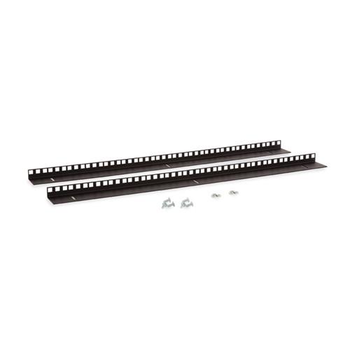 15U LINIER Wall Mount Vertical Rail Kit - Cage Nut (3150-3-001-15)