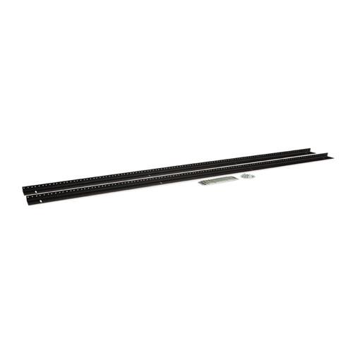 42U LINIER Server Cabinet Vertical Rail Kit - 10-32 Tapped (3160-3-002-42)