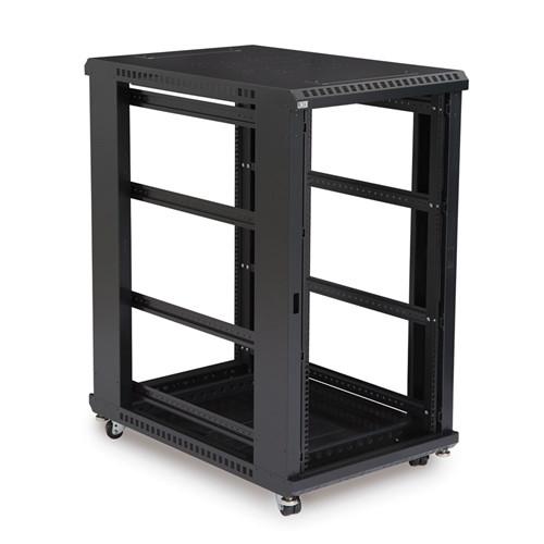 """22U LINIER Open Frame Server Rack - No Doors/Side Panels - 36"""" Depth (3170-3-001-22)"""