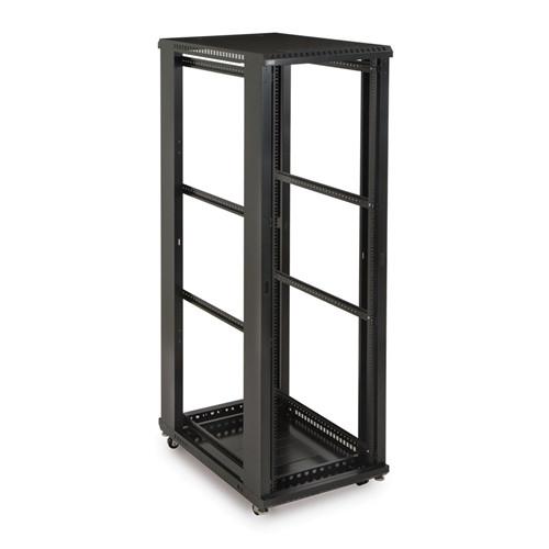 """42U LINIER Open Frame Server Rack - No Doors/Side Panels - 36"""" Depth (3170-3-001-42)"""