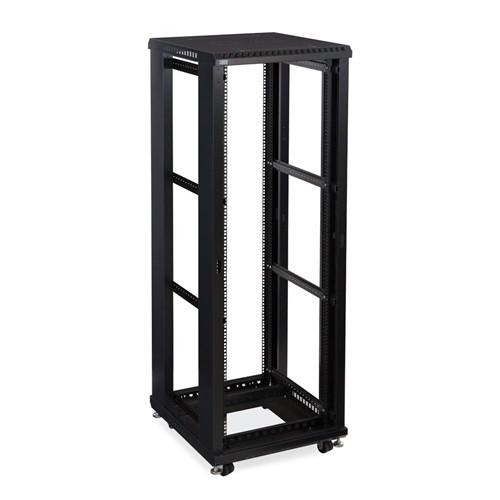 """37U LINIER Open Frame Server Rack - No Doors/Side Panels - 24"""" Depth (3170-3-024-37)"""
