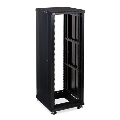 """37U LINIER Open Frame Server Rack - No Doors - 24"""" Depth (3180-3-024-37)"""
