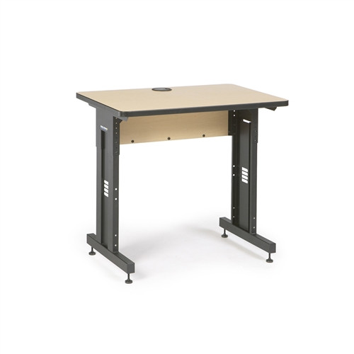 "36"" W x 24"" D Training Table  - Hard Rock Maple (5500-3-001-23)"