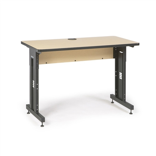 "48"" W x 24"" D Training Table - Hard Rock Maple (5500-3-001-24)"
