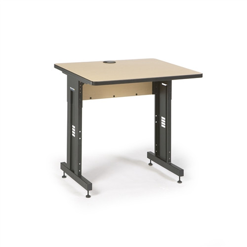 "36"" W x 30"" D Training Table  - Hard Rock Maple (5500-3-001-33)"