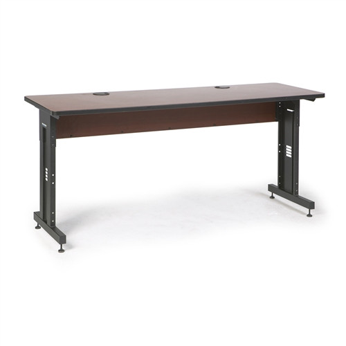 "72"" W x 24"" D Training Table - Serene Cherry (5500-3-003-26)"
