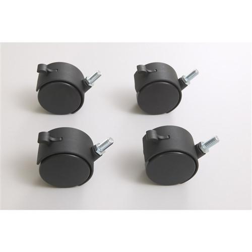 Training Table Locking Caster Kit (5500-3-100-03)