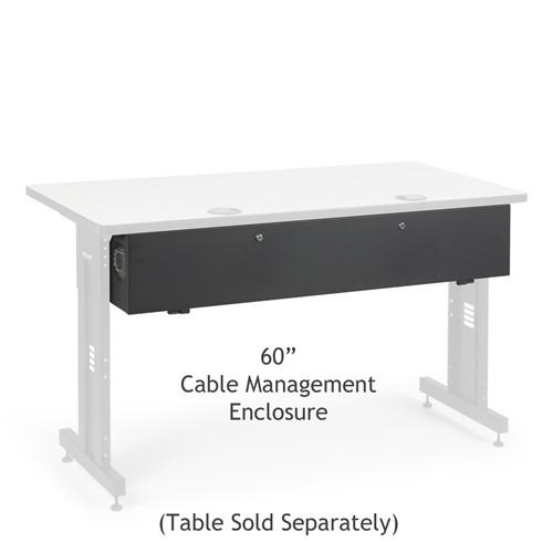 "60"" Training Table Cable Management Enclosure (5500-3-100-60)"