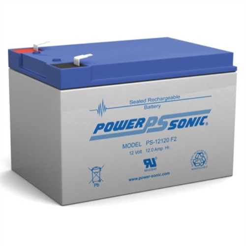 PS-12120 12 Volt 12 AH Battery(powersonPS-12120)