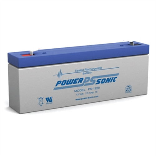 PS-1220 12 Volt 2.5 AH Battery(powersonPS-1220)
