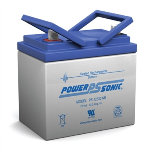 PS-12330 12 Volt 33 AH Battery(powersonPS-12330)