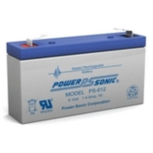 PS-612 6V 1.4 AH Battery(powersonPS-612)