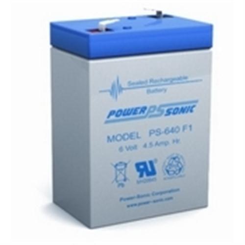 PS-640F 6V 4.5 AH (powersonPS-640F)
