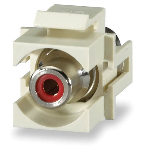 RCA Red Feed-Thru Module (CMK-RCAR)