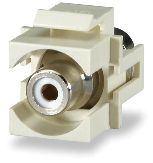 RCA White Feed-Thru Module (CMK-RCAW)