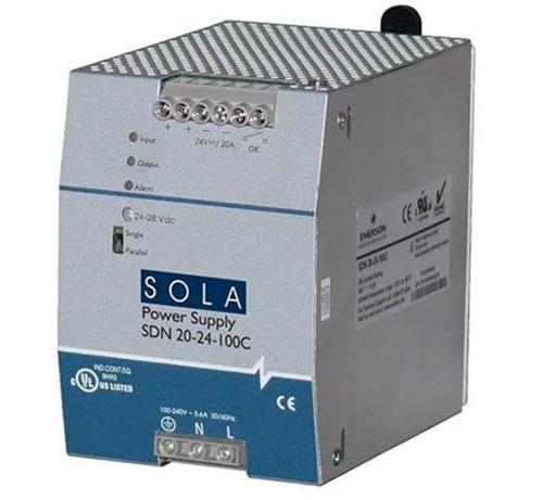 120W 24V DIN T/P 380/480V IN (SDN524480C)