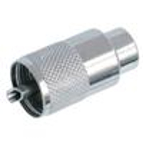 TNC Female Connector; 3 Piece; Crimp; RG58 (CTN-3212)