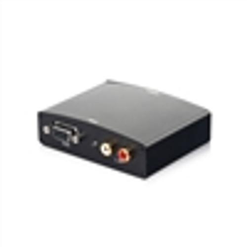 HDMI Adapter; HDMI to VGA and Stereo Audio (HDI-6150)
