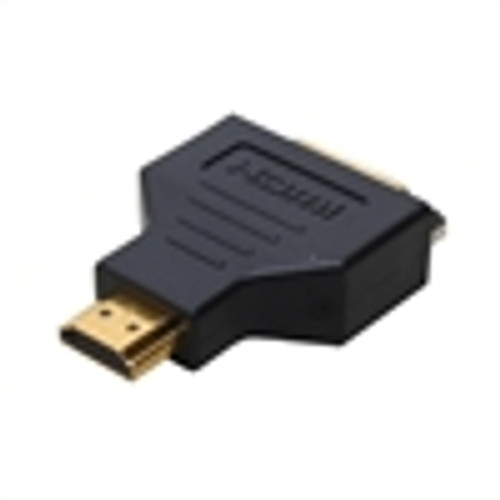 HDMI Adapter; HDMI (Male) to DVI-D (Female) (HDI-9100)