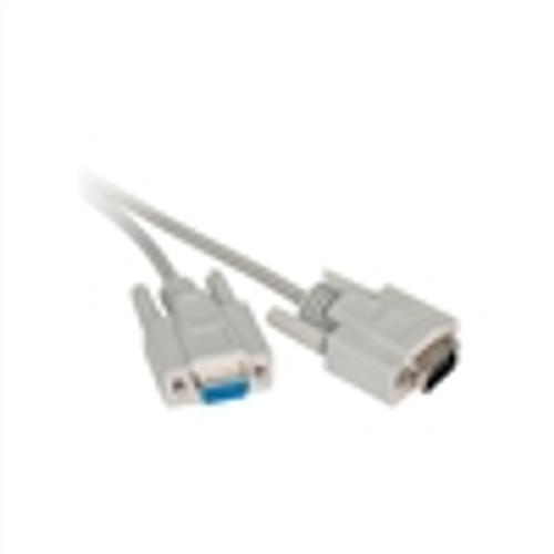 Computer Data Extension Cable; DB9(M-M); 10FT (NCC-1210)