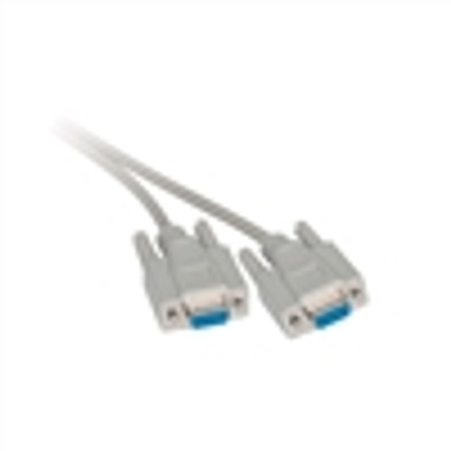 Computer Data Cable; DB9(F-F); 10FT (NCC-2210)