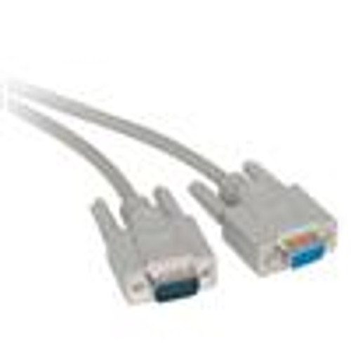 SVGA Monitor Extension Cable; HD15 Male to Female; 6 Feet (NCC-9006)