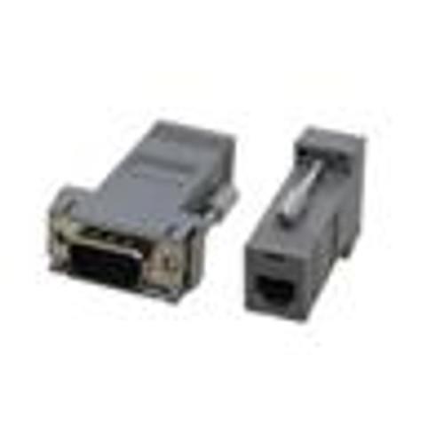 Modular Adapter; DB25(F) to RJ12; 6P6C; GRAY (NMA-6609)