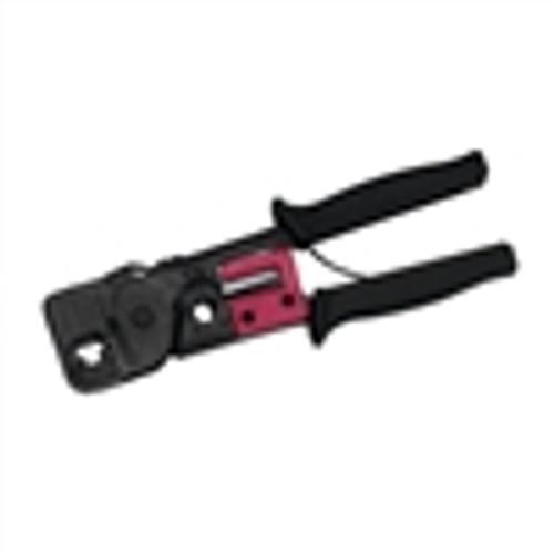 Crimp Tool; Non-Ratchet Style; for RJ11; 12 &45 (TEL-6000)