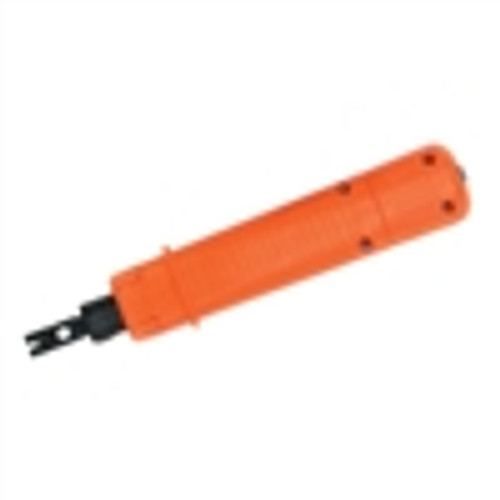Punch Down Tool with 110 Blade; Impact Version with Tension Adjustment (TEL-6080)