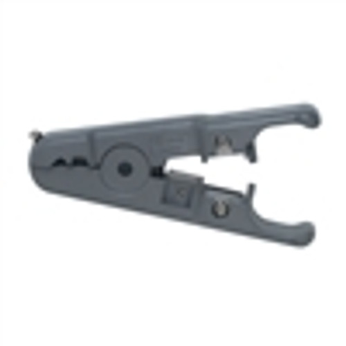 Stripping Tool; 4-Way Wire Stripper for Flat and UTP Wire (TEL-6105)