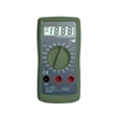 Tester; Deluxe Digital Multi Meter (TTE-3040)