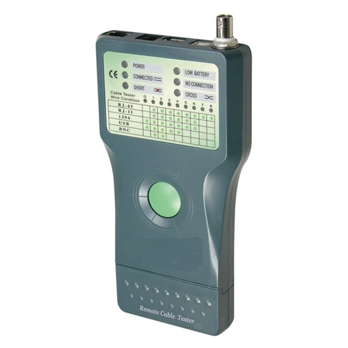 Tester; USB; RH45; RJ11; IEEE1394 with Remote (TTE-9050)