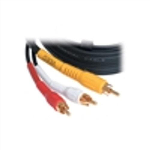 25' VIDEO/AUDIO DUBBING CABLE (VCA-3225)