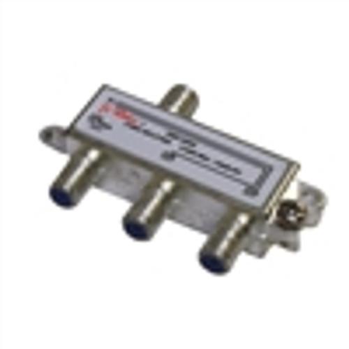 Satellite Splitter; 3-Way; Horizontal; 3GHz (VSP-2403)