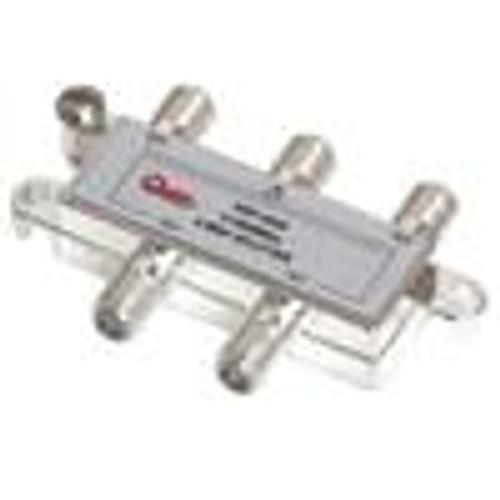 CATV  Splitter; 4-Way; Horizontal; 1GHZ (VSP-2420)