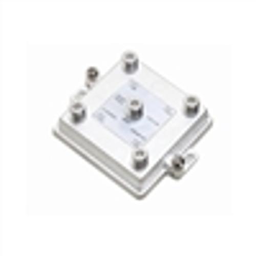 CATV Digital Splitter; 4-Way; Vertical; 1GHZ (VSP-4140)