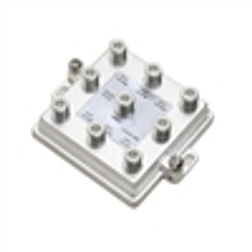 CATV Digital Splitter; 8-WAY; Vertical; 1GHZ (VSP-4180)