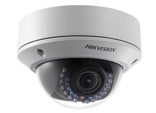 2 MP WDR Dome Network Camera with IR (DS-2CD2722FWD-IZS)