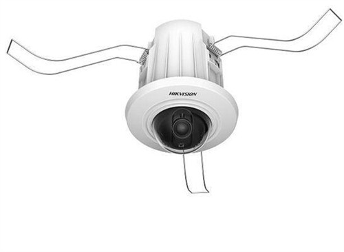 2 MP CMOS Network Dome Camera (DS-2CD2E20F)
